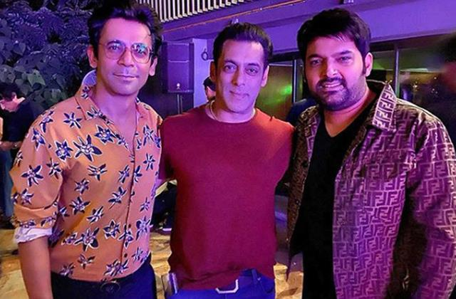 salman khan turns peacemaker for kapil sunil grover to bring them together