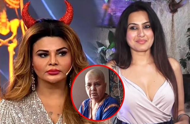 kamya panjabispeechless after know rakhi sawant mother suffer from cancer