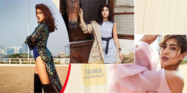 sara ali khan bold photoshoot for the magazine
