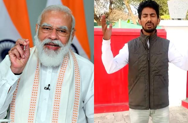 case files against comedian shyam rangeela who mimic pm modi on petrol price