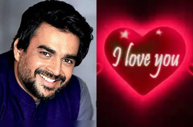 fan express her love to r madhavan on propose day