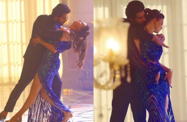 urvashi rautela new music video tere load ve release on valentine special