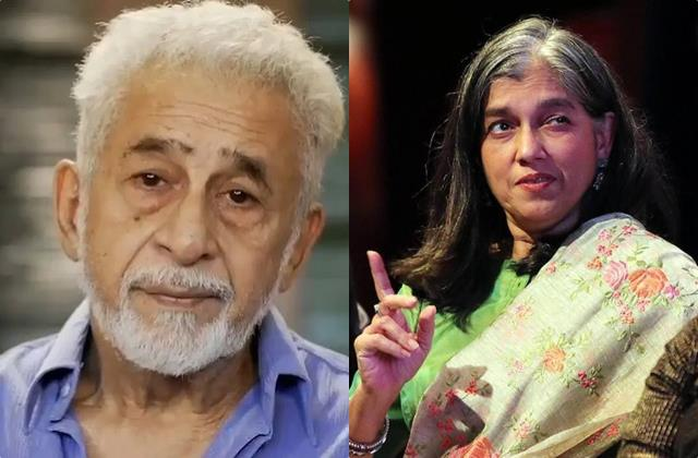 naseeruddin controversial tweets his wife clears that he has no twitter account