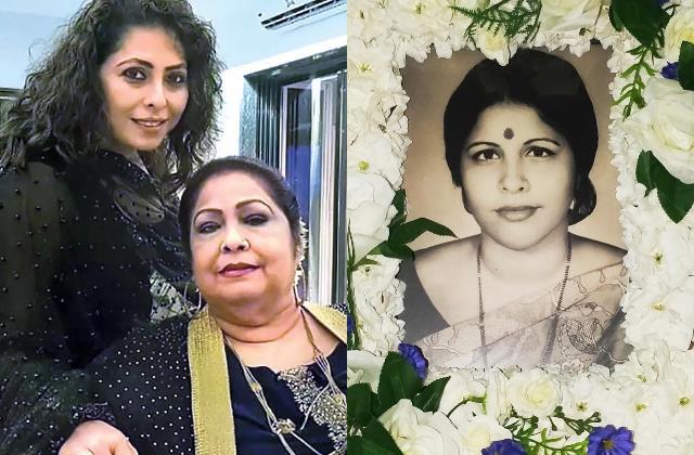 choreographer geeta kapur emotional post after mother demise