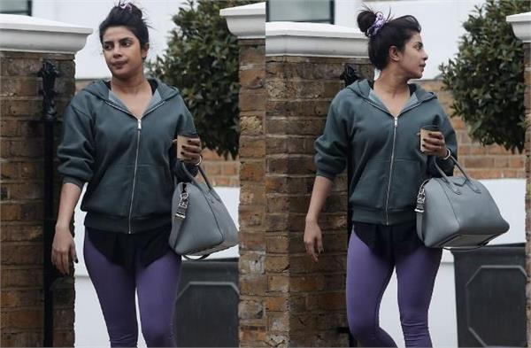 priyanka chopra jonas weight gain pictures viral user said actress pregnant