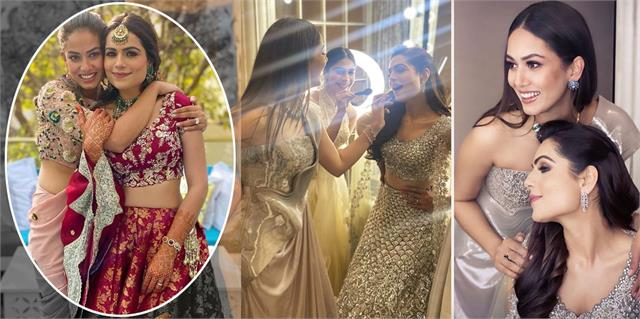 shahid kapoor wife mira rajput attend best friend wedding photos viral