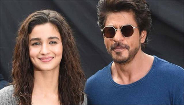 srk and alia bhatt will be seen together after  dear life