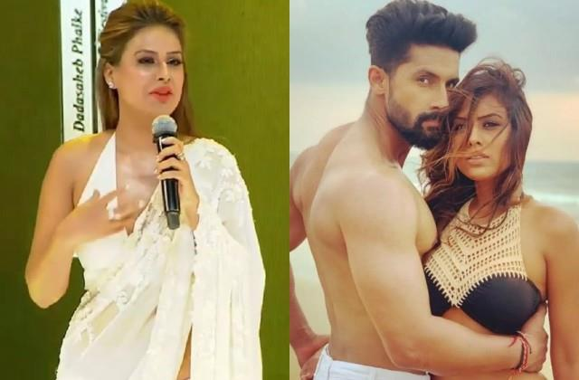 nia sharma calls ravi dubey best kisser users troll