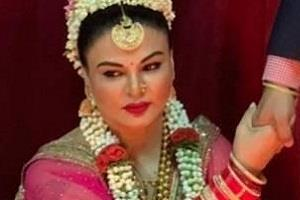 rakhi sawant s big reveal about marriage with ritesh
