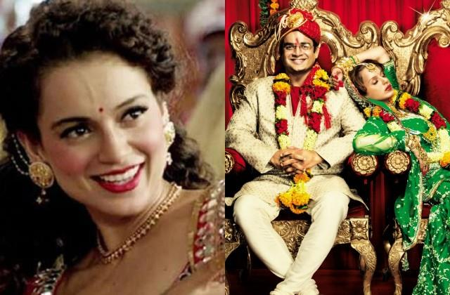 kangana ranaut tweets on completion of 10 years of film  tanu weds manu