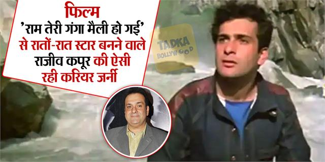 know about career journey of late rajiv kapoor