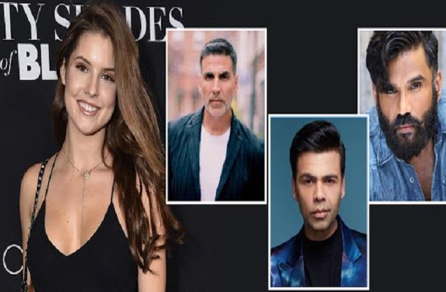 bollywood celebrities told hollywood stars tweets propaganda amanda gives reply