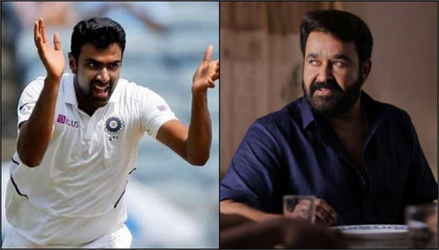 ashwin mohanlal shows thums up for drishyam 2
