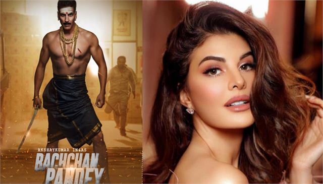 jacqueline fernandez for rajasthan for the shooting of bachchan pandey