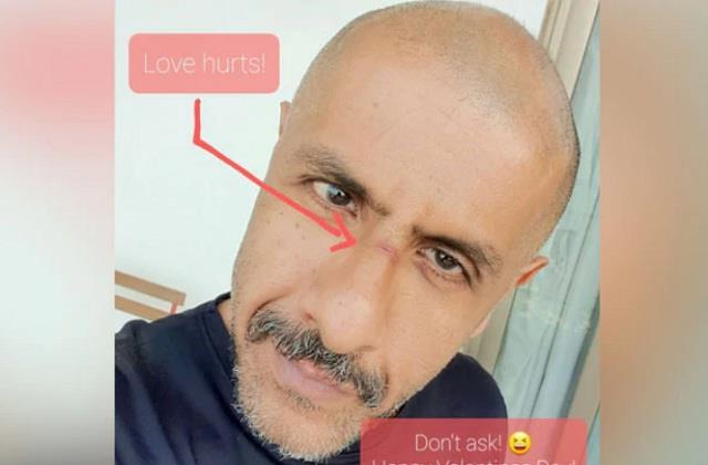 vishal dadlani share a post on valentine day