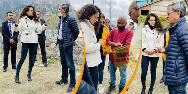 kangana ranaut set to open cafe and restaurant in manali