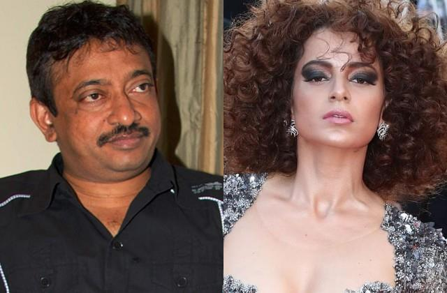 ram gopal varma told kangana  nuclear bomb  but later deleted the tweet