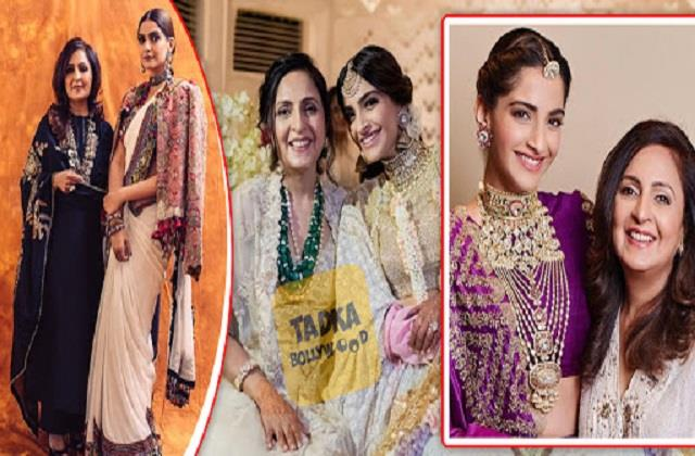 sonam kapoor wishes birthday to mother in law priya ahuja