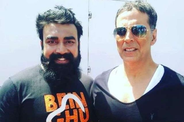 akshay kumar shocked by the death of co star sandeep nahar
