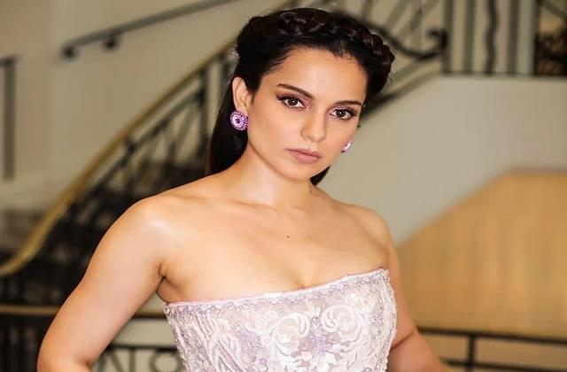 kangana said nepotism may exist in south industry but there is no groupism