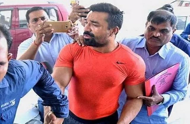 durg case ajaz khan arrives ncb headquarters and react on arrested news