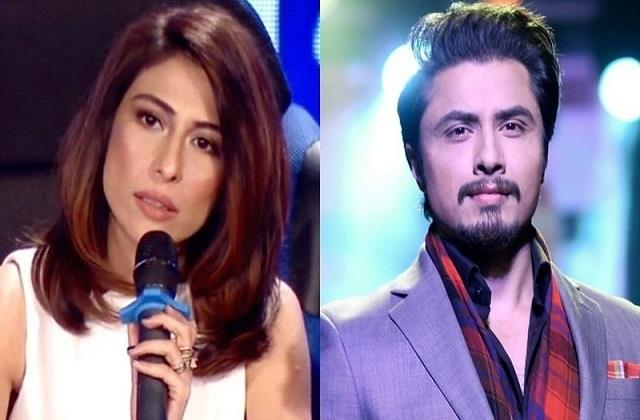 pakistani singer who accused ali zafar during  metoo face three years in jail