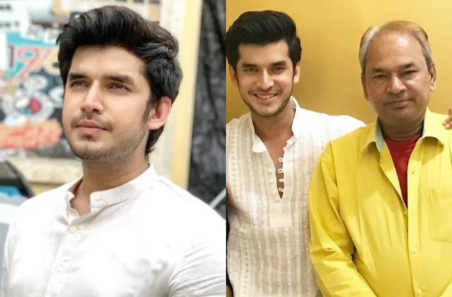 anupamaa fame actor paras kalnawata father died due to heart attack