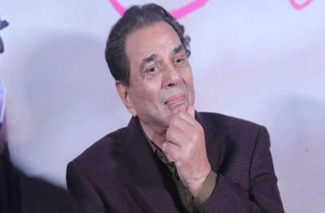 dharmendra talk about his covid test thank god i have tested negative
