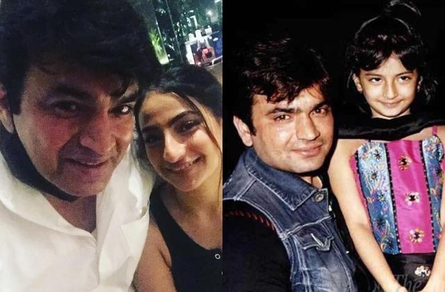 after 13 years shweta tiwari ex husband raja chaudhary met daughter palak