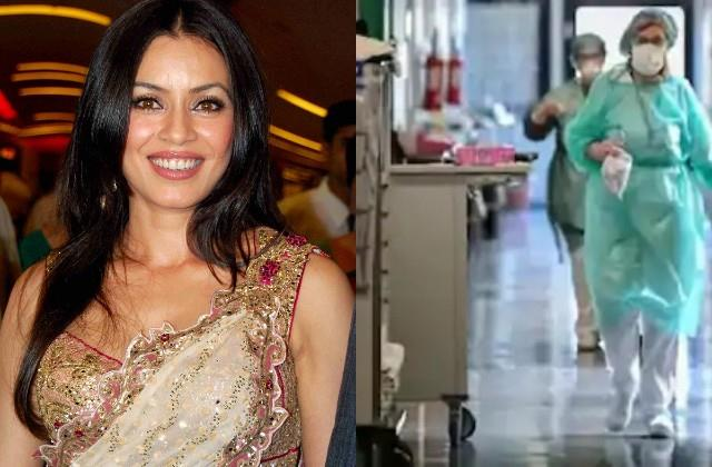 9 cooks corona positive in the hotel where mahima chaudhary stayed