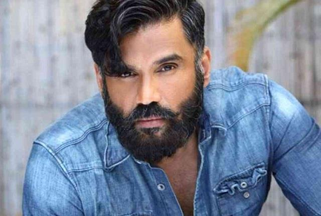 sunil shetty filed complaint against production company for sharing fake poster