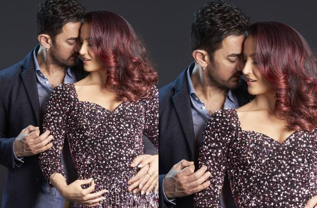 aamir khan romances elli avrram in harfunnmaula song