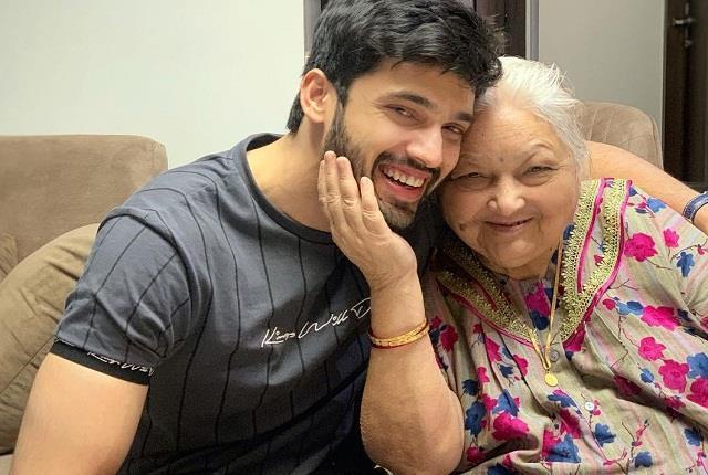kasautii zindagi kay 2 fame parth samthaan grandmother passed away