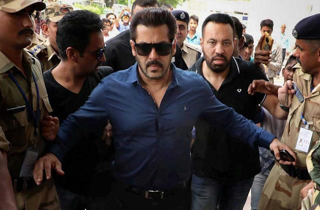 salman get relief rajasthan high court on hearing blackbuck poaching case