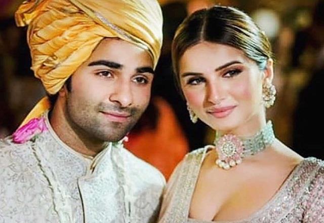 aadar jain broke silence about his relationship with tara sutaria