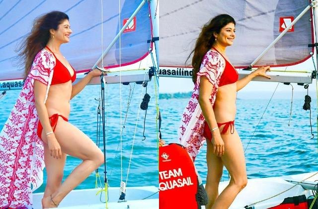 pooja batra flaunts her toned body in latest goa trip pictures