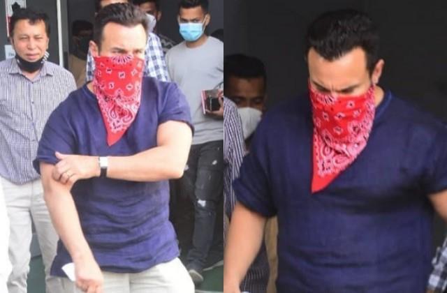 saif ali khan got trolled after taking the dose of corona vaccine