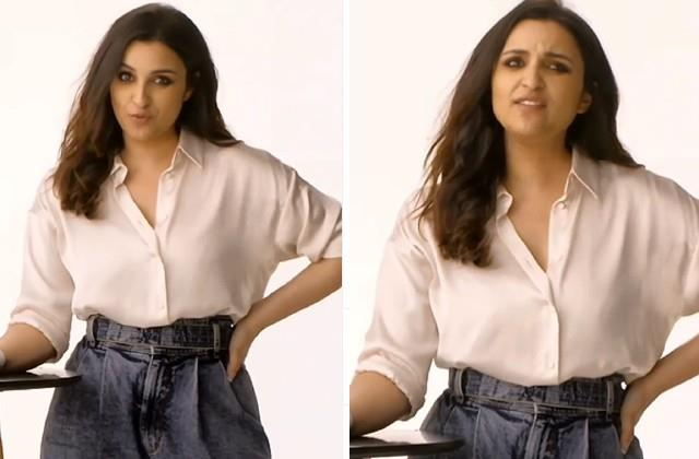 parineeti chopra reveals about personal life saif ali khan her first crush