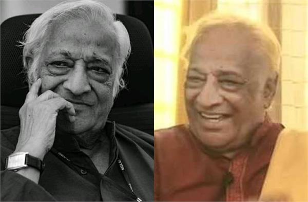 veteran marathi actor shrikant moghe passes away at age of 91