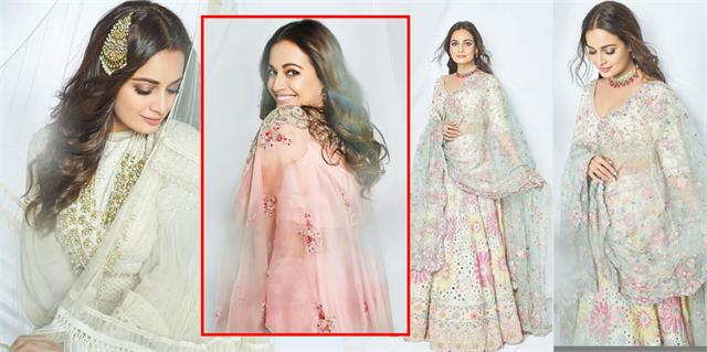 dia mirza stole fans hearts by her latest photoshoot