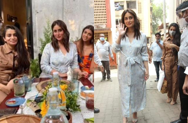 after shoot kareena kapoor khan enjoys lunch date with girl gang