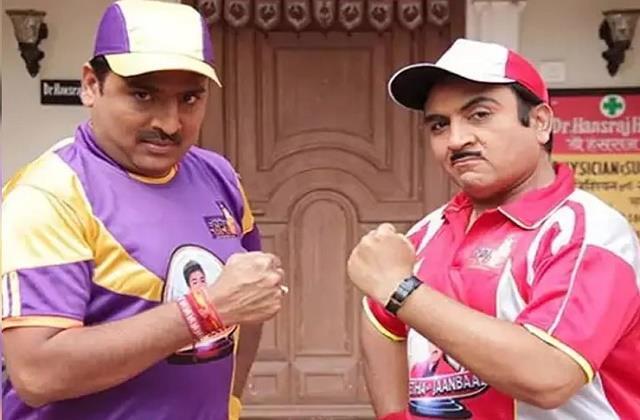fight between jethalal aka dilip joshi and taarak mehta aka shailesh lodha