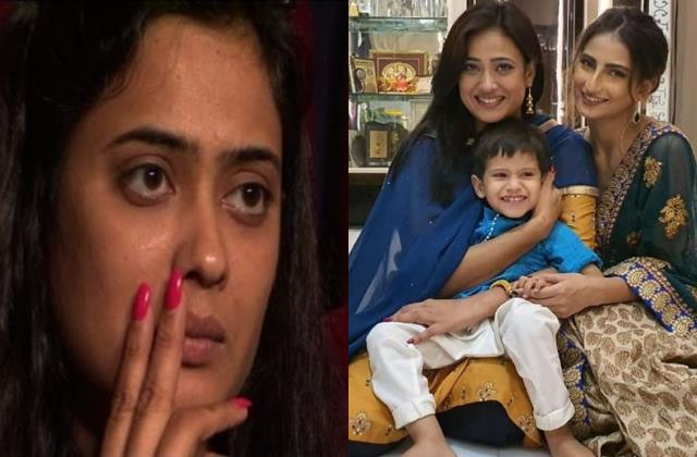 shweta open up about her broken marriage said daughter saw me getting beaten up