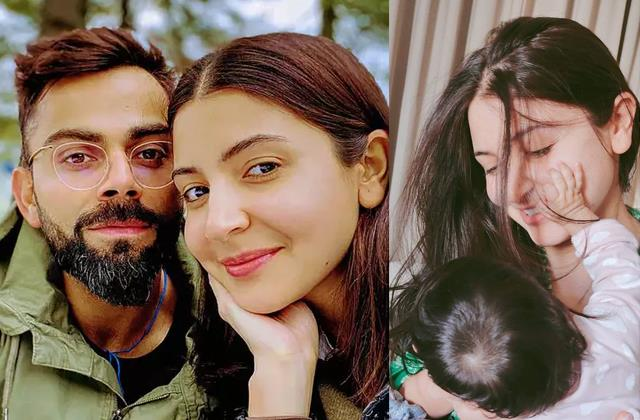 virat kohli share special post for anushka and vamika on womens day