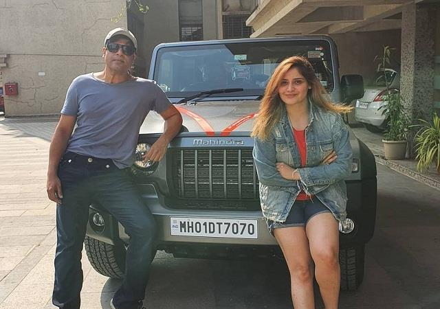 krishna abhishek sister aarti singh bought a new car