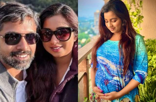 singer shreya ghoshal share good news of her pregnancy