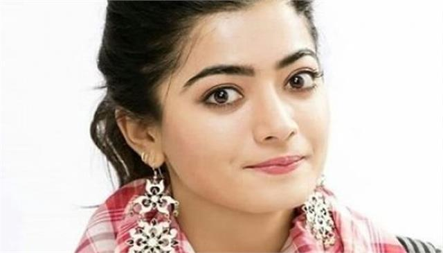 national crush rashmika mandana s entry in bollywood
