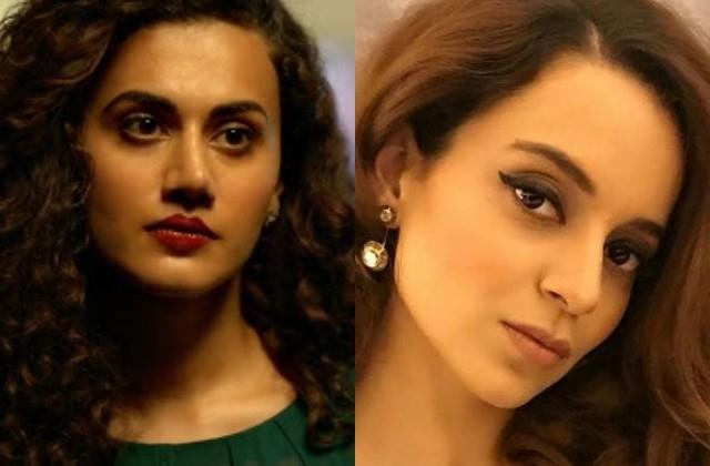 kangana ranaut told taapsee pannu cheap copy in tax evasion case