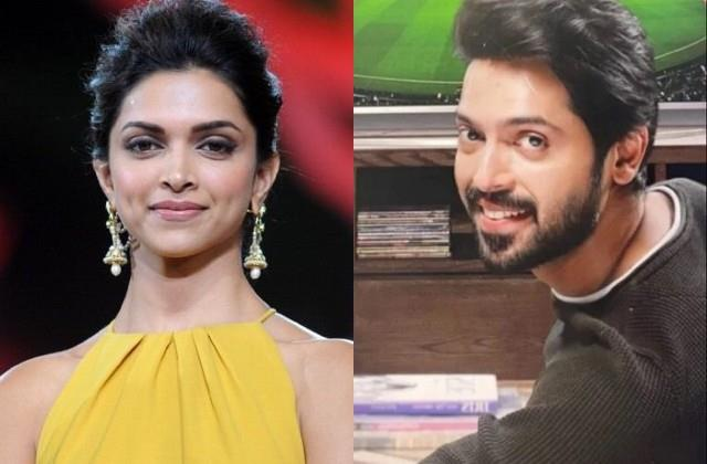 pakistani actor fahad mustafa face looks very similar deepika padukone