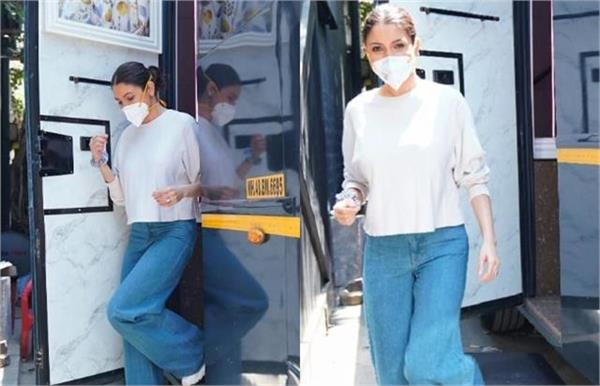 anushka sharma return to work after delivery